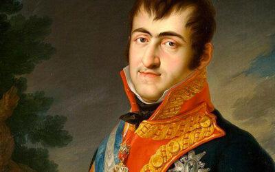 La mordida invertida de Fernando VII que retrató Goya