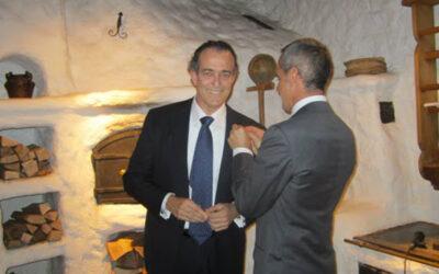 El Dr. Domingo Martín, nuevo Presidente de la Sociedad Europea de ANGLE