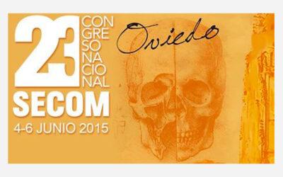 Osteoplac asistira al 23º Congreso Nacional de la SECOM