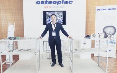 Osteoplac en el XII Congreso Nacional de Base de Cráneo
