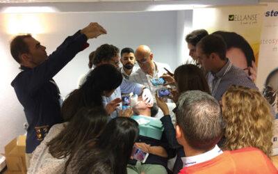 Exitoso curso de Estética Facial impartido por el Dr. Jorge García (Cirujano Maxilofacial, Salamanca)