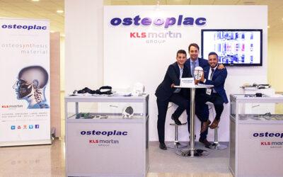 Osteoplac en el 13º Congreso Nacional de la Sociedad Española de Base de Cráneo