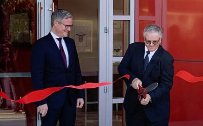 KLS Martin abre un nuevo centro de formación en Jacksonville, Florida (USA)