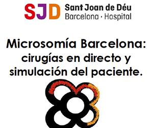 Microsomía Hemifacial: cirugías en directo y simulación del paciente